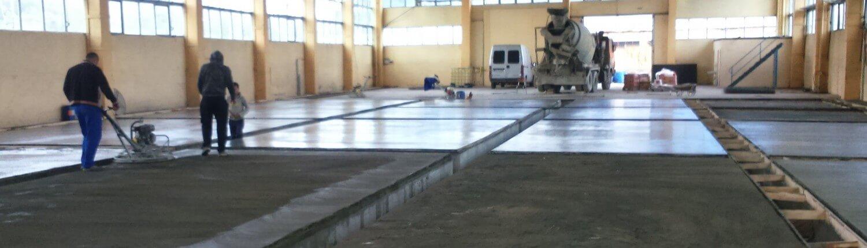 Индустриална зона – град Гаврово
